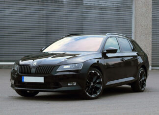 Skoda superb leasing
