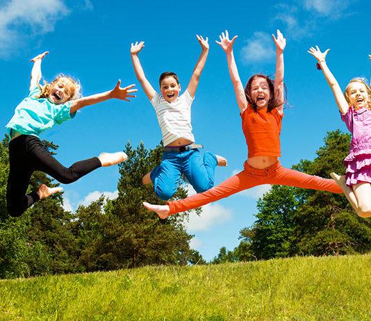 Ruch to zdrowie – wybieramy matę taneczną dla naszego dziecka