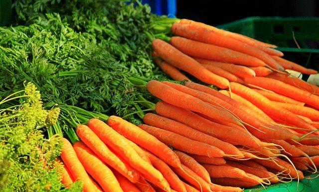 Warzywa korzeniowe