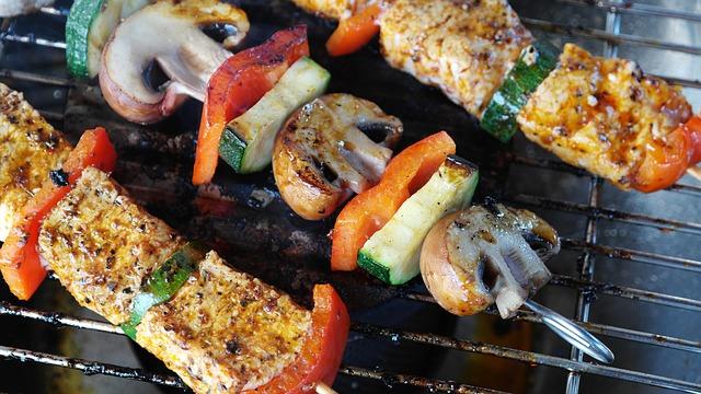 Warzywa na grilla