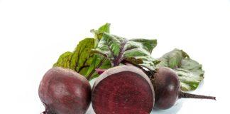 Czerwone warzywa