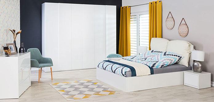 Jak dobrać szafę w zależności od wymiarów pokoju?
