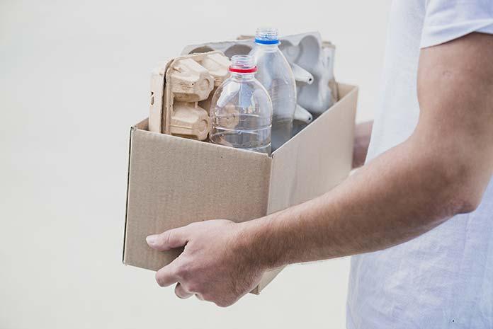 Jakie opakowania nadają się do recyclingu