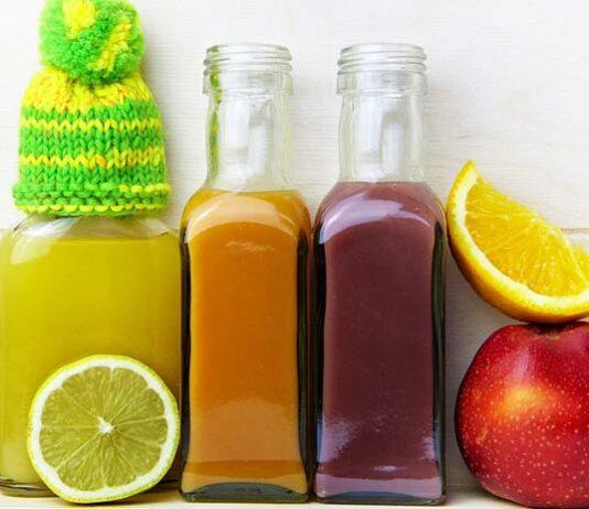 Soki ze świeżych owoców i warzyw