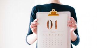 Jaki kalendarz do biura wybrać